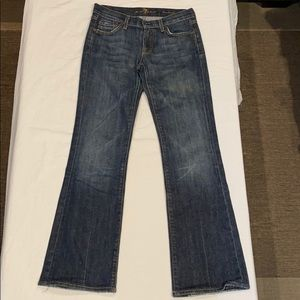 7 For All Man Kind Women's Jeans Size 26